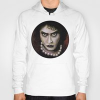 rocky horror picture show Hoodies featuring Untitled I by Rouble Rust