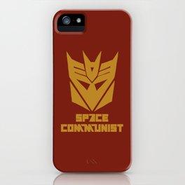 Space Communist iPhone Case