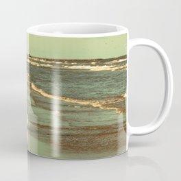 Padre Island, Corpus Christi, Texas Coffee Mug