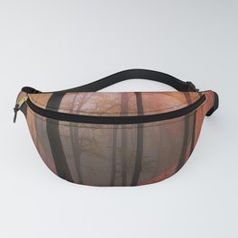 Not From Here, Surreal Forest Fanny Pack