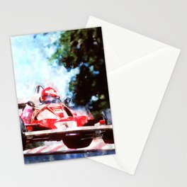 Niki Lauda, Nurburgring Stationery Cards