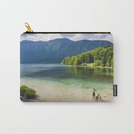 Bled lake, Slovenia Carry-All Pouch
