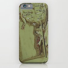 Zombies in the Hall iPhone 6s Slim Case