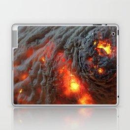 Flaming Seashell 1 Laptop & iPad Skin