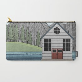 Greetings from Powell River Carry-All Pouch