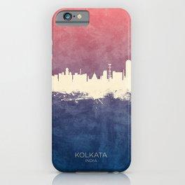 Kolkata Calcutta India Skyline iPhone Case