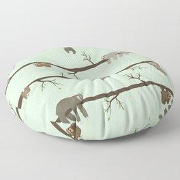 sloths Floor Pillow