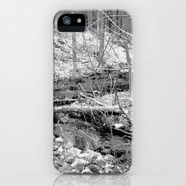 Stream iPhone Case