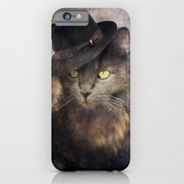 Miloe Micheletti iPhone Case