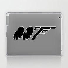 Mr. F Laptop & iPad Skin