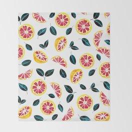 Fruit Crush #society6 #decor #buyart Throw Blanket