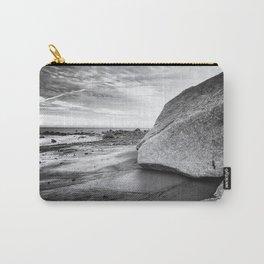Kenai Beach bw Carry-All Pouch