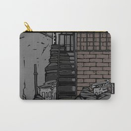 Back street Carry-All Pouch