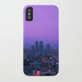 Daegu Morning iPhone Case