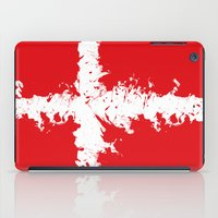 denmark iPad Cases featuring in to the sky, Denmark  by seb mcnulty
