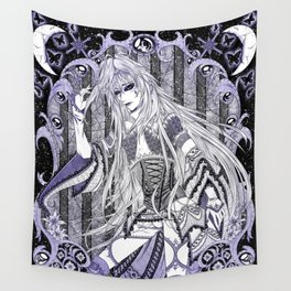 Lazuline Wall Tapestry