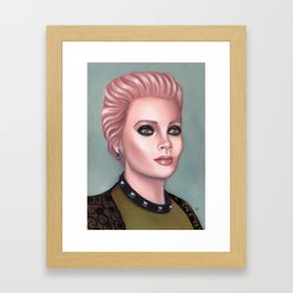 Georgina Framed Art Print