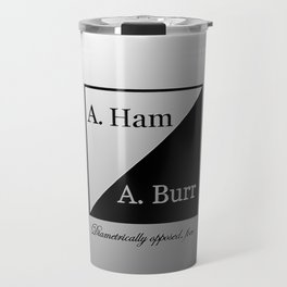 A. Ham / A. Burr Travel Mug