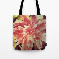 valentines Tote Bags featuring Saint Valentines  by GypsyBohemian