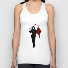 Jack of Diamonds Unisex Tank Top
