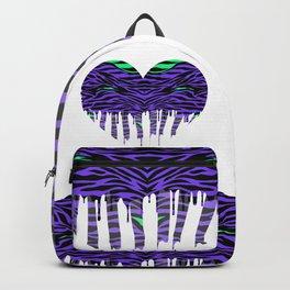 Stripes three Backpack