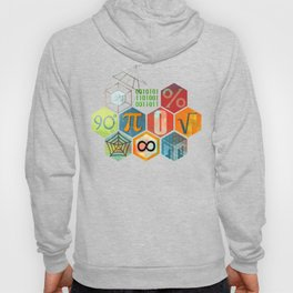 Math Game in black Hoody