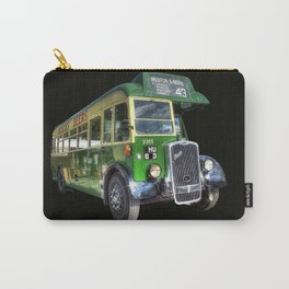 Vintage Bus Carry-All Pouch