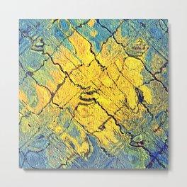 sunabstract. Metal Print