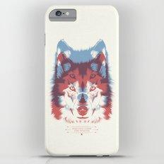 WOLF 3D Slim Case iPhone 6 Plus