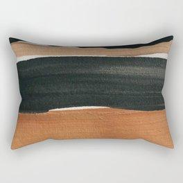 abstract minimal 12 Rectangular Pillow