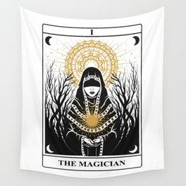 The Magician Wall Tapestry