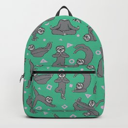 Sloth Yoga Backpack