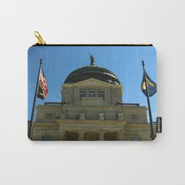 Montana State Capitol Carry-All Pouch