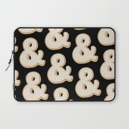 Ampersandonut Laptop Sleeve