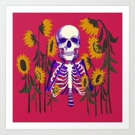 Hysteria Art Print