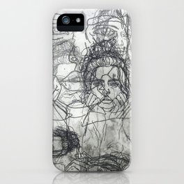 Me, Myself & I iPhone Case