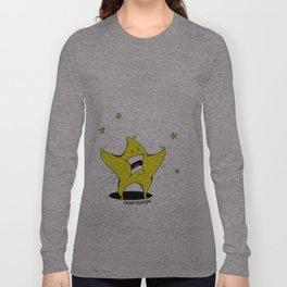 Starscream (Full Color) Long Sleeve T-shirt