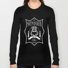 Skywalker Cannabis Strain Long Sleeve T-shirt