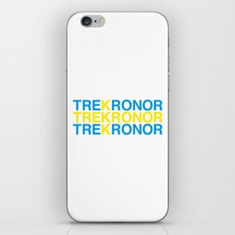 TRE KRONOR iPhone Skin