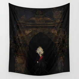 Gates of the Underworld Wall Tapestry