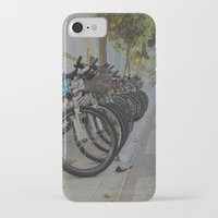 "bicycles iPhone & iPod Cases featuring Bicycles  by  (""3"")"