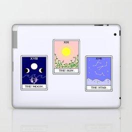 Trio of Tarot Laptop & iPad Skin