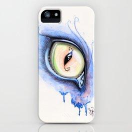 Cat Eye I iPhone Case