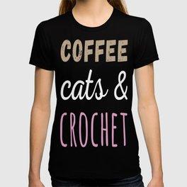 Crochet t-shirt T-shirt