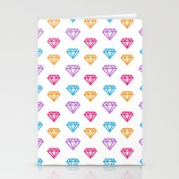 gem Stationery Cards featuring Gem by Aneela Rashid