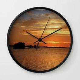 Easy Escape Wall Clock