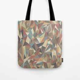 Tri-wangles  Tote Bag