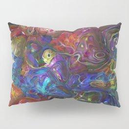 Oily Bubbles Pillow Sham