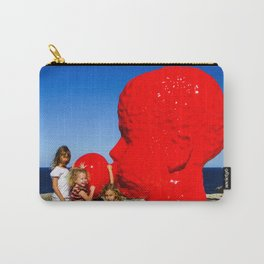 Sydney Scuptures By The Sea Carry-All Pouch