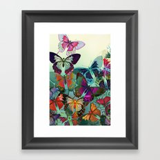 Free Spirits Framed Art Print